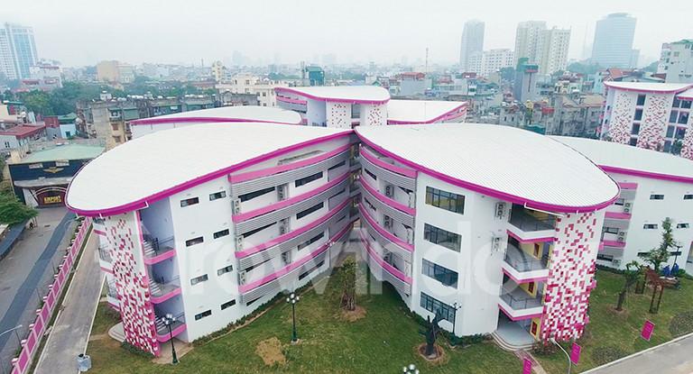 Trường liên cấp TH school