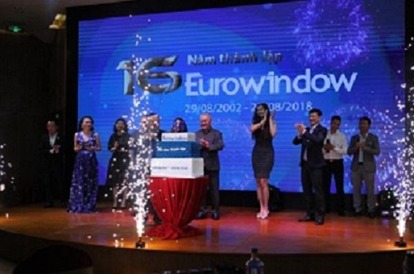 Eurowindow kỷ niệm 16 năm thành lập: Gắn kết để thành công