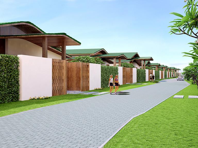Biệt thự siêu sang dẫn đầu thị trường bất động sản nghỉ dưỡng
